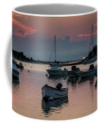 Sunset In West Falmouth Coffee Mug