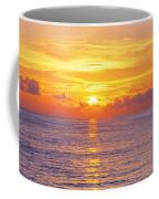 Sunset, Indian Rocks Beach, Florida, Usa Coffee Mug