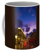 Sunset It Campeche City Downtown Coffee Mug