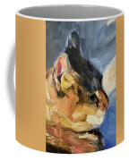 Sunset Kitty Coffee Mug