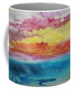 Sunset Lagoon Coffee Mug