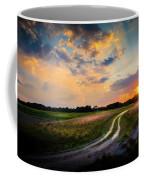 Sunset Lane Coffee Mug