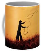 Sunset Lariat 4 Coffee Mug