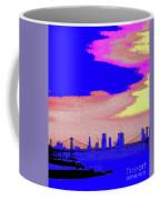 Sunset Lower Manhattan 2c7 Coffee Mug