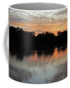 Sunset, Luangwa River, Zambia Coffee Mug