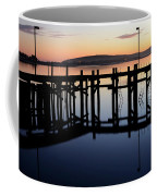 Sunset Magic Bodega Bay California Coffee Mug
