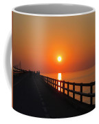 Sunset Marathon Coffee Mug