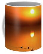 Sunset Marshes Coffee Mug