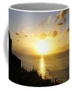 Sunset Monument Coffee Mug