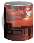 Sunset Newport Rhode Island Coffee Mug