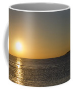 Sunset Off Of Cape May Coffee Mug