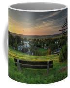 Sunset On A Beautiful Place Coffee Mug