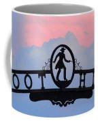 Sunset On Boot Hill Coffee Mug