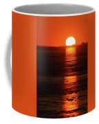 Sunset On February 26-2018 Over Barrie  Coffee Mug