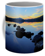 Sunset On Lake Harris 2 Coffee Mug