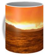 Sunset On Lake Tahoe, California Coffee Mug