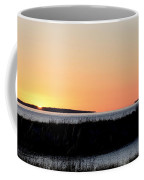 Sunset On Orcas Island Coffee Mug