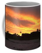 Sunset On Sanibel Coffee Mug