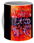 Sunset On Seaweed Beach Coffee Mug