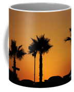 Sunset On Socal Beach Coffee Mug