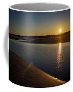 Sunset On St. Simons Island Coffee Mug