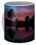 Sunset On The Bladnoch Coffee Mug