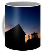Sunset On The Farm Coffee Mug