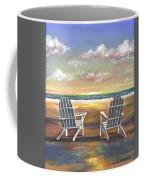 Sunset On The Gulf Coast Coffee Mug