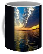 Sunset On The Hudson 03 New York Coffee Mug