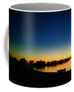 Sunset On The Lake... Coffee Mug