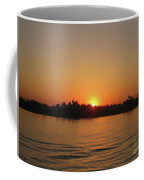 Sunset On The Nile Coffee Mug