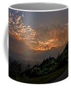 Sunset On The Parkway Coffee Mug