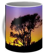 Sunset On The Rim Coffee Mug