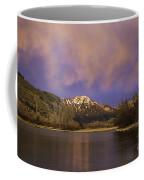 Sunset On The Snake River Coffee Mug