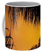 Sunset Orange After Storm Coffee Mug