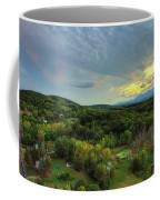 Sunset Over Blue Hill Coffee Mug