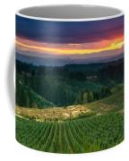 Sunset Over Central Oregon 4 Coffee Mug