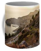 Sunset Over Dubrovnik Coffee Mug