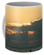 Sunset Over Egg Harbor Wi Coffee Mug