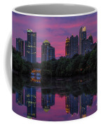 Sunset Over Midtown Coffee Mug by Doug Sturgess