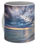 Sunset Over Naples Beach II Coffee Mug
