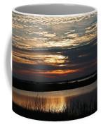 Sunset Over Navarre Coffee Mug