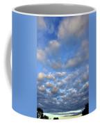 Sunset Over Omaha Nebraska Coffee Mug