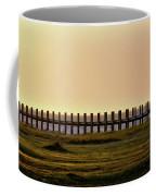 Sunset Over Pamlico Sound Coffee Mug