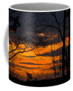 sunset over Suwanee 2010 Coffee Mug