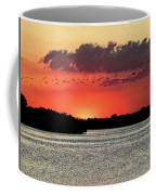 Sunset Over Tampa Bay 2 Coffee Mug