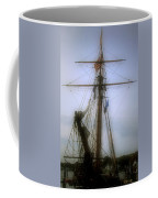 Sunset Over The Amistad Coffee Mug