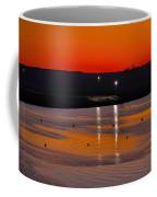 Sunset Over The Denison Dam Coffee Mug