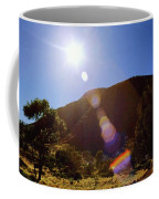 Sunset Over The Olgas Coffee Mug