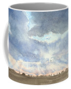Sunset Over Wharton County Coffee Mug